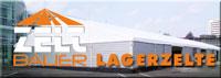 Lagerzelte, Zelthallen, Industriezelte, Thermozelte